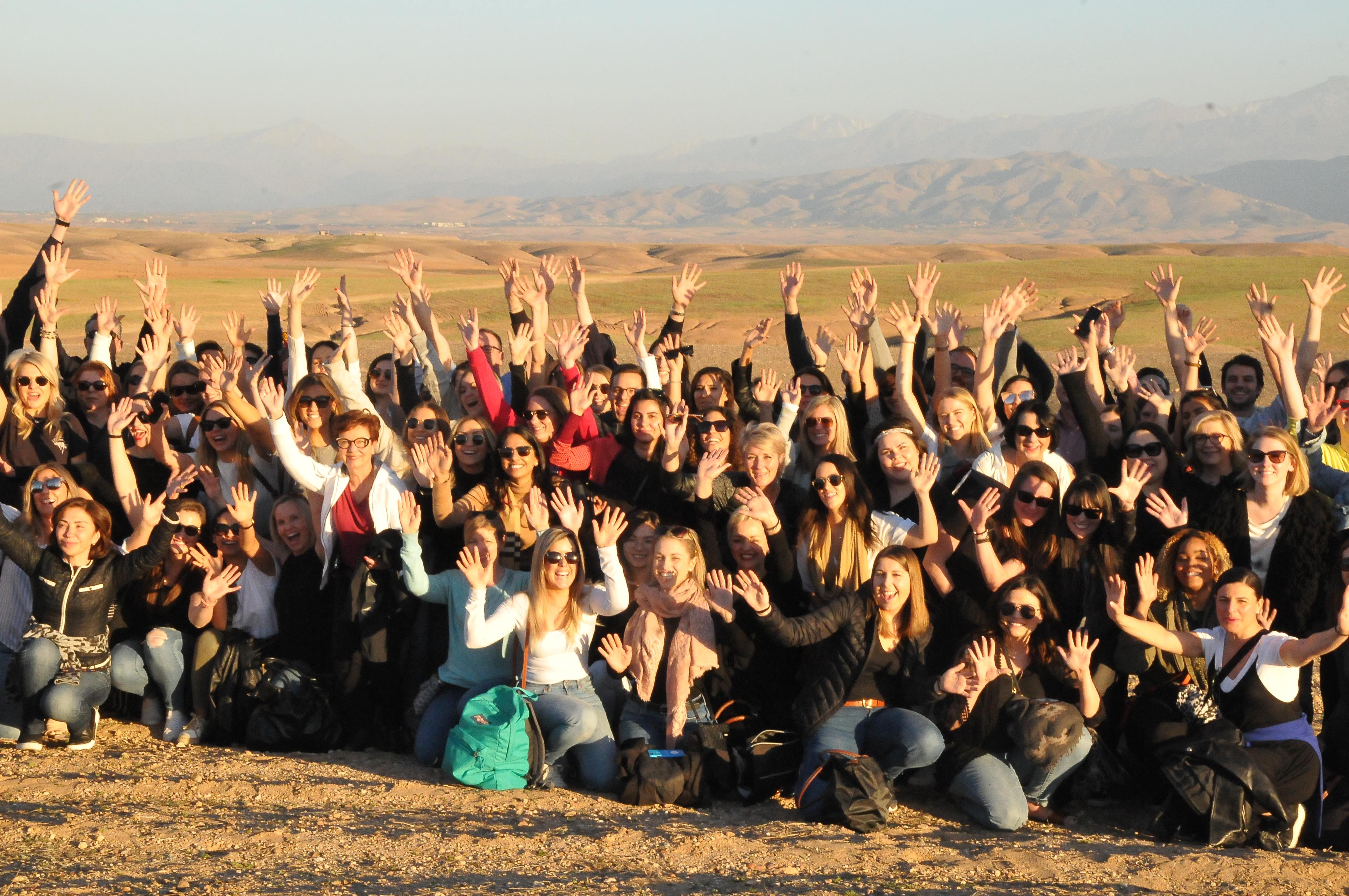 Organisation Voyage Incentive Marrakech Maroc