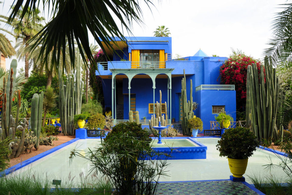jardin Majorelle_SUCCESS TRAVEL AND EVENTS