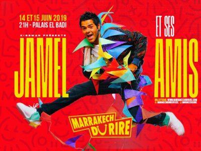 9ème édition de Festival international d'humour Marrakech du RIRE.