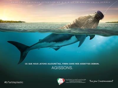 La Fondation Mohammed VI pour l'Environnement, lance une campagne impactante « plages sans plastique