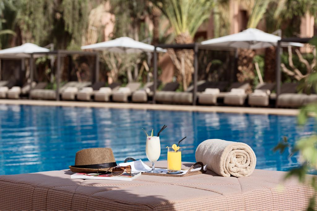 Pool Party au Movenpick Hotel Mansour Eddahbi Marrakech