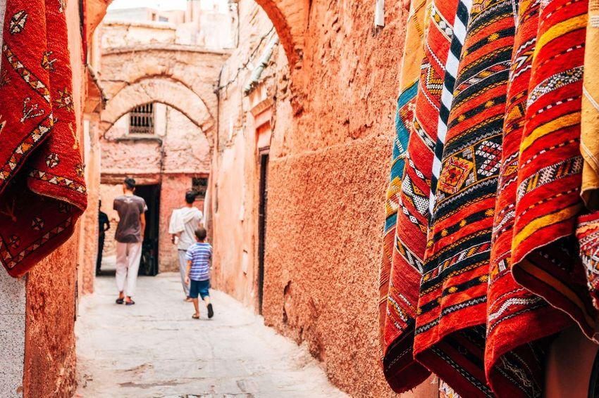 Les 10 plus belles photos Instagram prises dans la médina de Marrakech