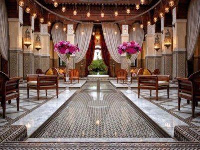 Les nouveautés gourmandes du Royal Mansour Marrakech