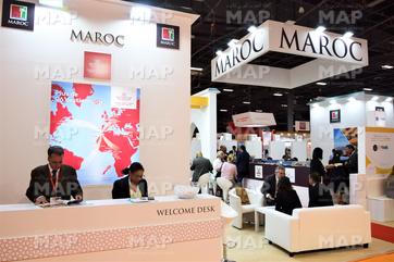 Le Maroc présent en force à La 41 édition du Salon international des professionnels du tourisme l'IFTM Top Resa à Paris