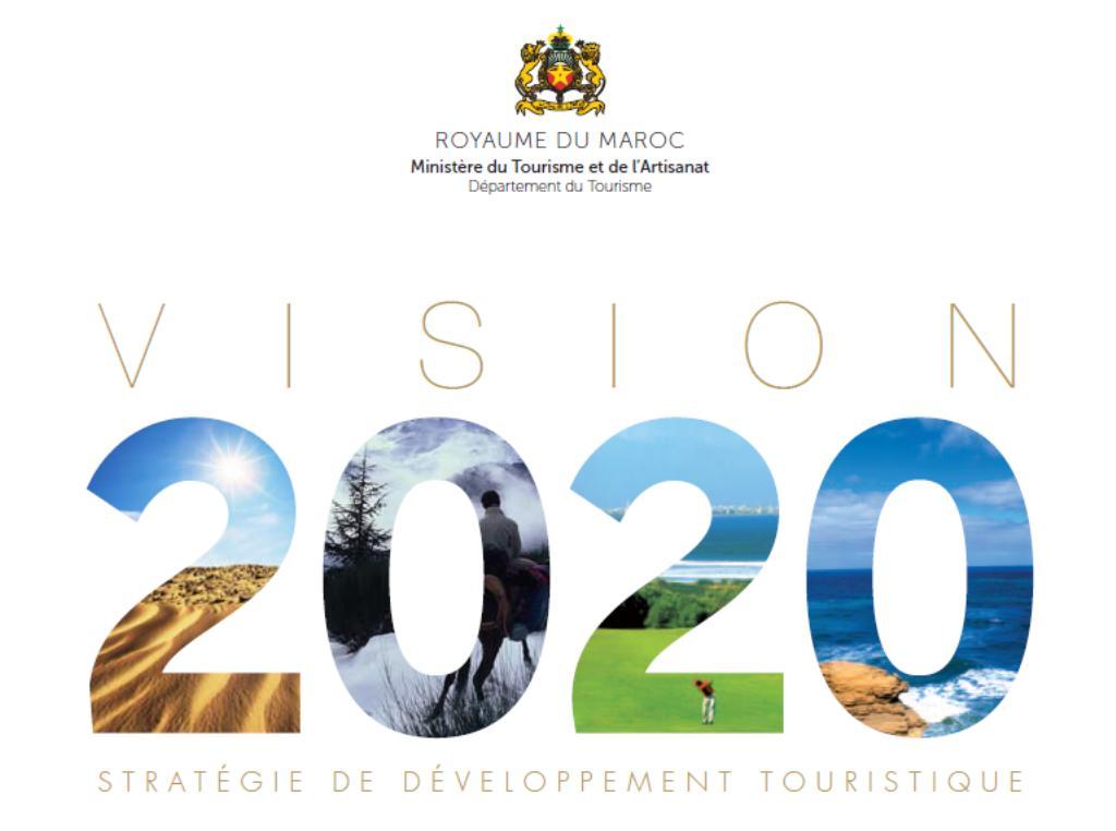 Stratégie du secteur du tourisme : la Vision 2020