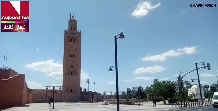 En direct : 10 réponses sur le déconfinement à Marrakech