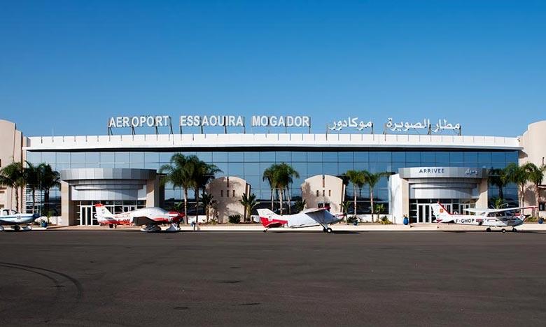 L'Aéroport Essaouira-Mogador fin prêt pour la reprise